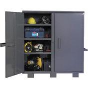 "Durham Job Site Storage Cabinet JSC-602460-95 - 60""W x 24""D x 60""H"