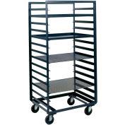 Durham Mfg® Mobile Steel Pan & Tray Rack PAT-24-4-14-95 33x24 14 Tray Capacity