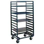 Durham Mfg® Mobile Steel Pan & Tray Rack PAT-24-6-9-95 33x24 9 Tray Capacity