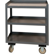Portable Shop Desk - 3 Shelves