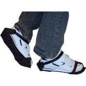 PAWS Strap-On Traction Soles, Men's, Black, One Size, 1 Pair