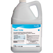 Diversey™ Virex II 256 One-Step Disinfectant/Deodorizer/Cleaner, 1 Gallon, 4 Bt/Cs - 04332