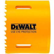"DeWALT® Bi-Metal Hole Saw, D180054, 3-3/8"" Hole Size, 100 RPM"