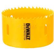 "DeWALT® Bi-Metal Hole Saw, D180080, 5"" Hole Size, 65 RPM"