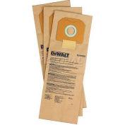DeWalt Paper Filter Bag, D279052, For D27905, 3/PK