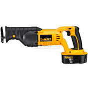 """DeWALT® Cordless Reciprocating Saw Kit, DC385K, 18V, 0-3000 SPM, 1-1/8""""L Stroke"""
