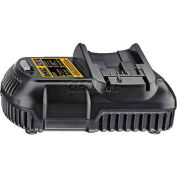 DeWALT® Lithium Ion Battery Charger, DCB101, 1 Hr or Less Charge Time