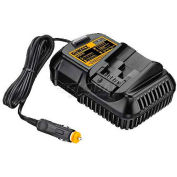 DeWALT® Lithium Ion Vehicle Battery Charger, DCB119, 40 Min-90 Min Charge Time