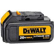 DeWALT® DCB200 20V Li-Ion 20V MAX Battery 3Ah Extended Capacity