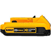 DeWALT® Compact XR Lithium Ion Battery Pack, DCB203, 20VMAX*
