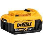 DeWALT® Premium XR Lithium Ion Battery Pack, DCB204, 20VMAX*