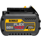 DeWALT® DCB606 20/60V Li-Ion Flexvolt Battery 6Ah Extended Capacity