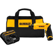 DeWALT® DCF680N1 8V MAX Gyroscopic Screwdriver Kit w/ 1 Battery