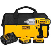 "DeWALT DCF889HM2 20V Max Lithium Ion 1/2"" High Torque Impact Wrench w/ Hog Ring 4.0AH Kit"