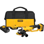 DeWALT® DCG412M2 20V Max Lithium Ion Cut-Off Tool 3.0AH Kit