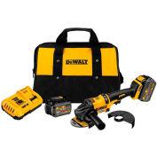 DeWalt DCG414T2 Flexvolt 60V Max Grinder Kit With Kickback Brake (2 Batteries)