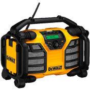 DeWALT® Worksite Charger Radio, DCR015, 12V Max & 20V Max, 90 Min or less Charge Time