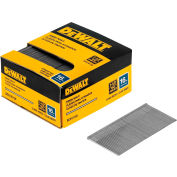 """DeWalt Straight Finish Nails, DCS16150, 16 Gauge, 1-1/2""""L, 2500/Box - Pkg Qty 4"""