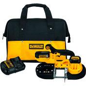 DeWALT® DCS371P1 20V MAX Cordless Band Saw Kit (5.0AH)