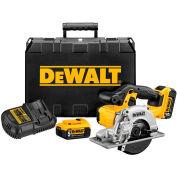 "DeWALT® DCS373P2 20V MAX 5-1/2"" Metal Cutting Circular Saw Kit (5.0 AH)"