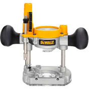 DeWALT® Plunge Base, DNP612, For Use With Compact Router