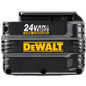 DeWALT® XR+™ Pack FAN COOLED Extended Run-Time Battery, DW0242, 24V