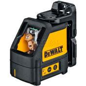 DeWALT® DW088K Self-Leveling Cross Line Laser 100ft. Range