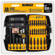 DeWALT® Impact Ready Accessory Set, DW2149G, 28 Pieces