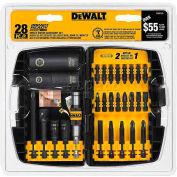 DeWALT® Impact Ready Accessory Set, DW2149G, 28 Pieces