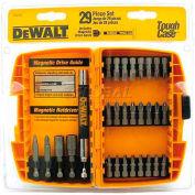 DeWALT® Screwdriving Set w/Toughcase®, DW2162, 29 Pieces