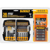 DeWALT® Impact Ready Fastening Set, DW2169, 38 Pieces