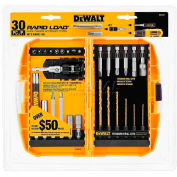 DeWALT® Magnetic Compact Rapid Load® Set, DW2530, 35 Pieces