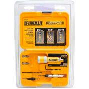 DeWALT® Quick Change Drill/Drive Set, DW2730, 8 Pieces