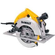 """DeWALT 7-1/4"""" Circular Saw W/Rear Pivot Depth of Cut Adjustment, DW364, 5800 RPM, 2-7/16"""" Cut Depth"""