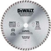 "DeWALT® Extended Performance™ Turbo Blade, DW4712B, 7"" Diameter, 8700 RPM - Pkg Qty 10"