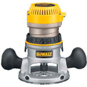 DeWALT® 1-3/4 HP Fixed Base Router, DW616, 11.0 Amps, 24500 RPM