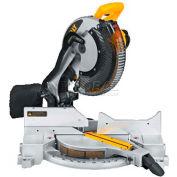 """DeWALT® Miter Saw, DW715, 12"""" Single-Bevel Compound Miter Saw, 4000 RPM"""