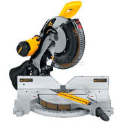 "DeWALT® Miter Saw, DW716, 12"" Double-Bevel Compound Miter Saw, 3600 RPM"