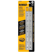 """DeWALT® 13"""" Vacume Heat Treated Replacment Planer Knives, DW7352-2, For Use With DW735. 2/PK"""