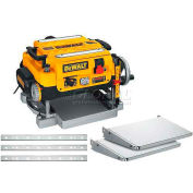 "DeWALT® 13"" Two Speed Thickness Planer, DW735X, 15.0 Amps, 20,000/10,000 RPM"