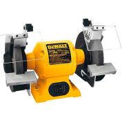 """DeWALT® Bench Grinder, DW758, 8"""" Wheel Diameter, 3/4 HP, 3600 RPM"""