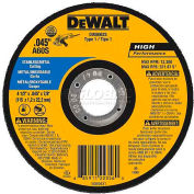 "DeWalt DW8065 Metal & Stainless Cutting Wheel 7"" DIA..045"" Thick  Aluminum Oxide - Pkg Qty 25"
