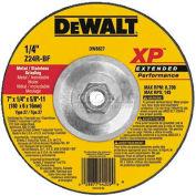 "DeWalt Metal & Stainless Cutting & Grinding Wheel, DW8825, Type 27, 7"" Diameter, 8700 RPM, 10/PK - Pkg Qty 10"