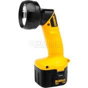 DeWALT® Cordless Pivoting Head Flashlight, DW904, Xenon bulb, 12V