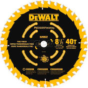 "DeWALT® Precision Framing™ Cross Cutting Blade, DW9196, 6-1/2"" Diameter, 40T TPI"
