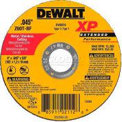 """DeWalt DWA8054 - Metal Cutting Wheel - 7"""" Diameter - .045"""" Thick - 8700 RPM - Pkg Qty 25"""