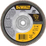 "DeWalt DWA8286H Flap Disc 7"" X 5/8""-11 T29 Ceramic 40 Grit - Pkg Qty 5"