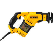 "DeWALT® Compact Reciprocating Saw, DWE357, 10 Amp, 2800 SPM, 1-1/8""L Stroke, 14.5"" Long"