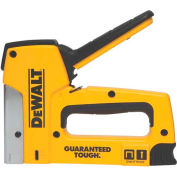 DeWALT® DWHTTR350 Heavy Duty Aluminum Staple Gun & Brad Tacker - Pkg Qty 4