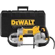 "DeWALT® Deep Cut Band Saw Kit, DWM120K, 10 Amps, 100-350 fpm, 44-7/8"" Blade"